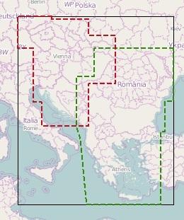 Istrien Karte Zum Ausdrucken.Garminkarten Reit Und Wanderkarte