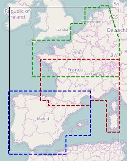 Skandinavien Karte Pdf.Garminkarten Reit Und Wanderkarte